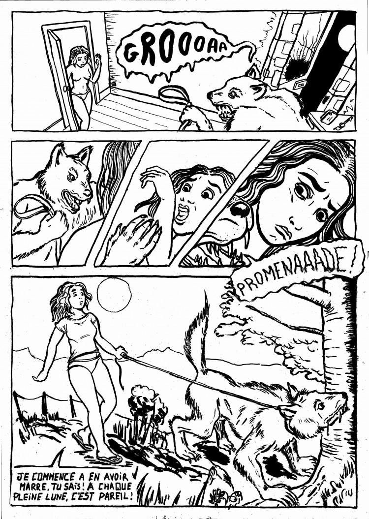 Le loup garou 3